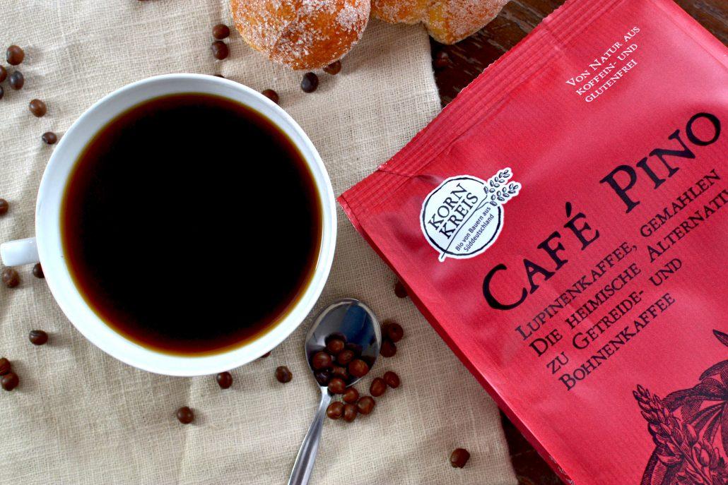 Lupinenkaffee Café Pino